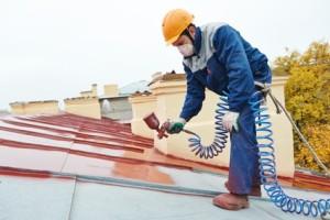 Peinture de toiture Limay